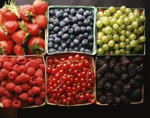 Fruit - Keto voor Beginners - Ketodieet Basis Informatie - Bessen en Aardbeien