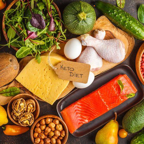 Keto Basis, Deel 3 : Wat eet je in een ketogeen dieet?