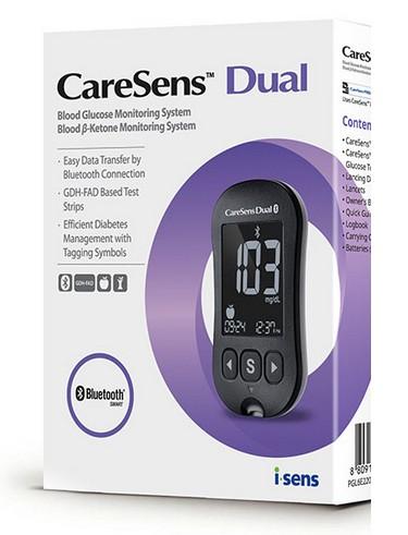 CareSens Dual Startpakket - Diabetesmagazijn.nl - Keto voor Beginners - GIVEAWAY