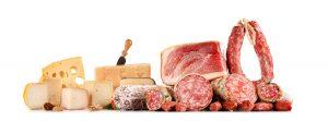 Eiwitten - Kaas, Vlees, Eieren, etc - Gematigd - Ketodieet voor Beginners