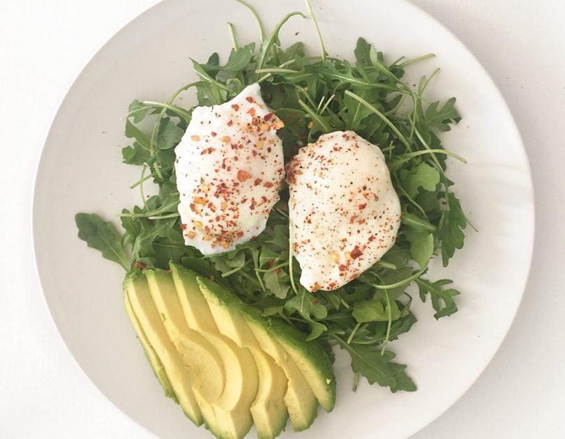 Gepocheerde Eieren