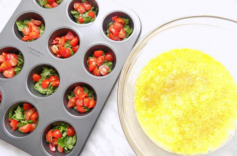 "Mini Omeletten ""Eiermuffins"""