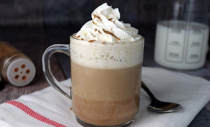 Pompoentaart Chai Latte Koffie of Thee