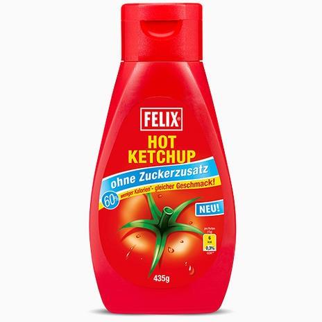 Hot Keto Ketchup - Keto voor Beginners - België Nederland