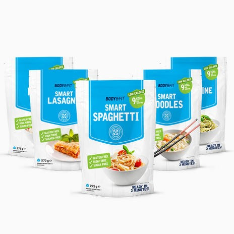 Smart Pasta Body en Fit - Keto voor Beginners - België Nederland Konjak pasta