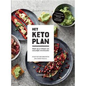 Julie Van den Kerchove Het Keto-Plan - Ketodieet kookboek - Keto voor Beginners - Ketoboeken - Nederland België