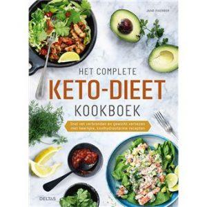 Het complete keto-dieet kookboek - Keto voor Beginners - Nederland België