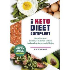 Keto dieet Compleet Kookboek - Keto voor Beginners - Ketorecepten - België Nederland Ketoboeken