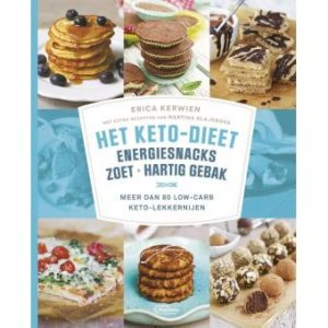Het keto-dieet Energie - Keto kookboek - Ketovoor Beginners - Nederland België - Ketoboeken