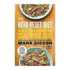 keto reset diet reboot - mark sisson - ketoboek keto voor beginners - nederland belgië