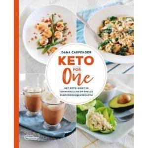 Keto for One - Keto voor Beginners - Receptenboek - Nederland België