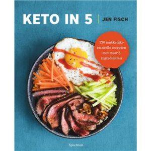 Keto in 5 - Keto voor Beginners - Nederland België